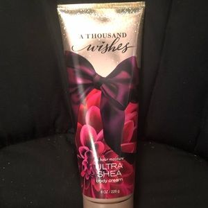 Like new BB&W body cream